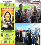 Pro Bowl & WhenUDreamADream.org